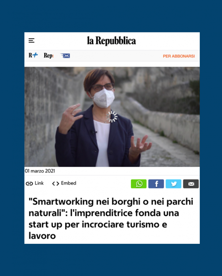 video intervista Repubblica